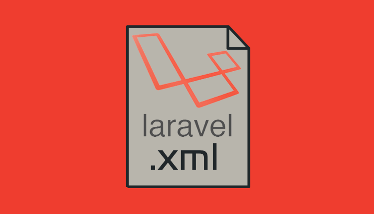 generate a simple xml sitemap using laravel