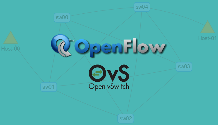 Creating an OpenFlow Playground with OVS: A Homemade Mininet Alternative